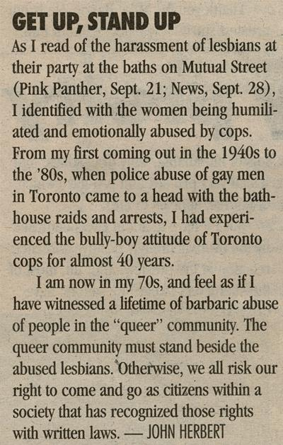 A clipping from a newspaper.