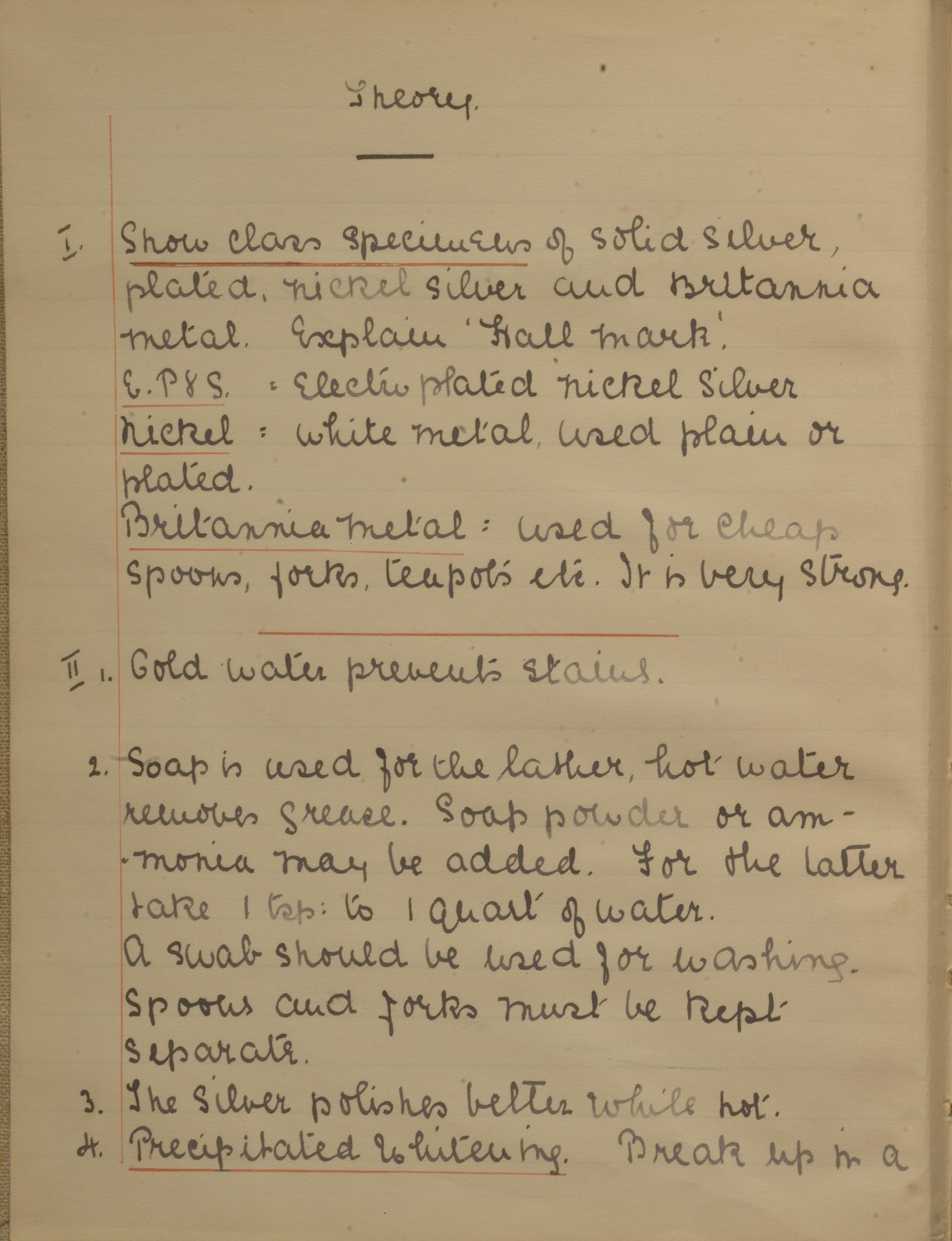 Scullery Work | Special Collections & Archives | University