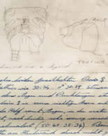 H.B.N. Hynes' notes with illustrations