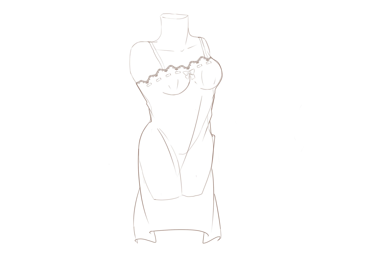 envelope chemise