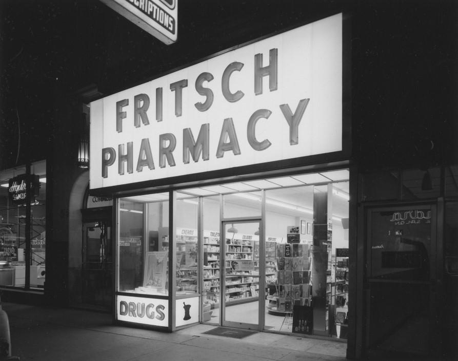 Fritsch Pharmacy storefront