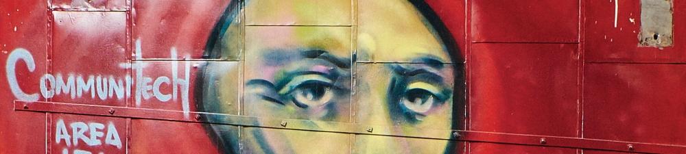 Communitech, wall mural