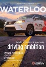 Waterloo Magazine Fall 2014 Edition