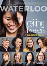 Waterloo Magazine Fall 2015 Edition