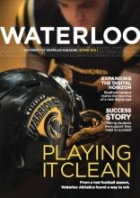 Waterloo Magazine Spring 2013 Edition