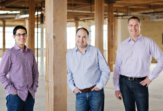 Auvik Networks, founders