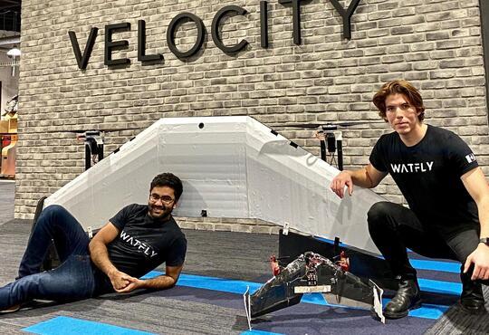 Watfly Co-founders