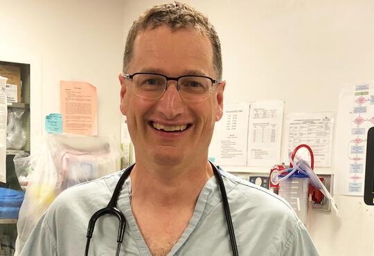 Dr. Robert Norrie