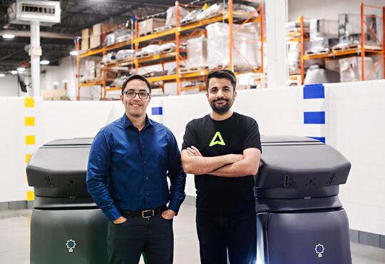 Avidbots Co-Founders