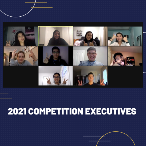 2021 competition executives