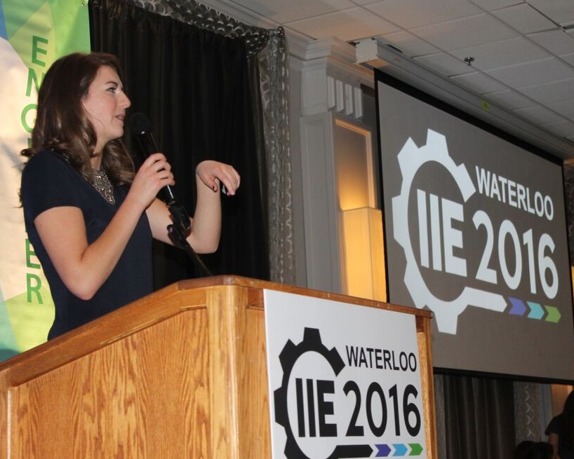 IIE 2016 Conference