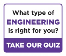 What type of engineering is right for you? Take our quiz