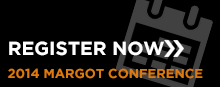 Register for the 2014 Margot conference