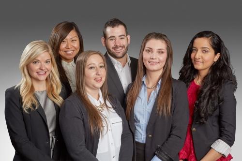 group shot of 2014 MPSA members