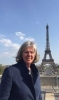 picture of professor Louise Chaput in Paris