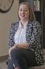 professional head shot of alumnus Erin Dessau