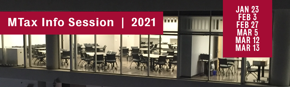 Image of empty boardroom. Link to 2021 Info Session registration page