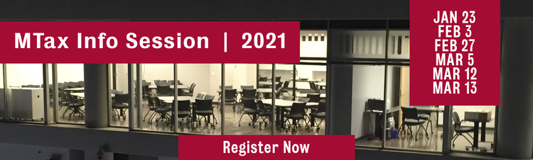 Image of empty boardroom that links to the 2021 info session registration page