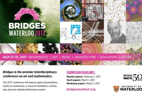 Bridges Conference promotional poster