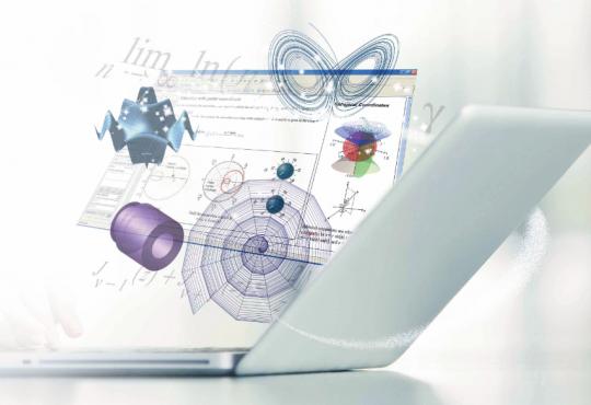 mathematics courseware graphic