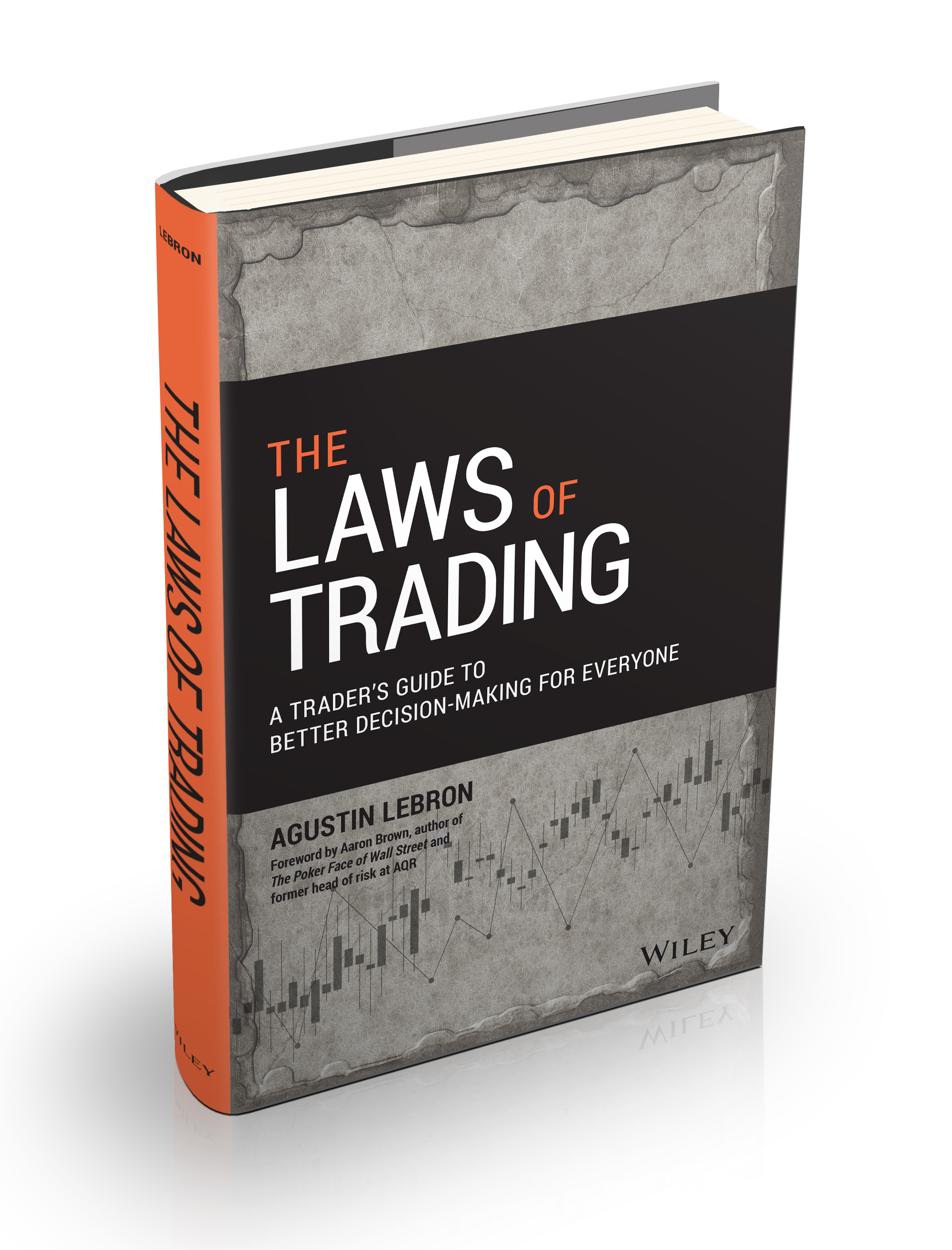 The Laws of Trading written by Agustin Lebron