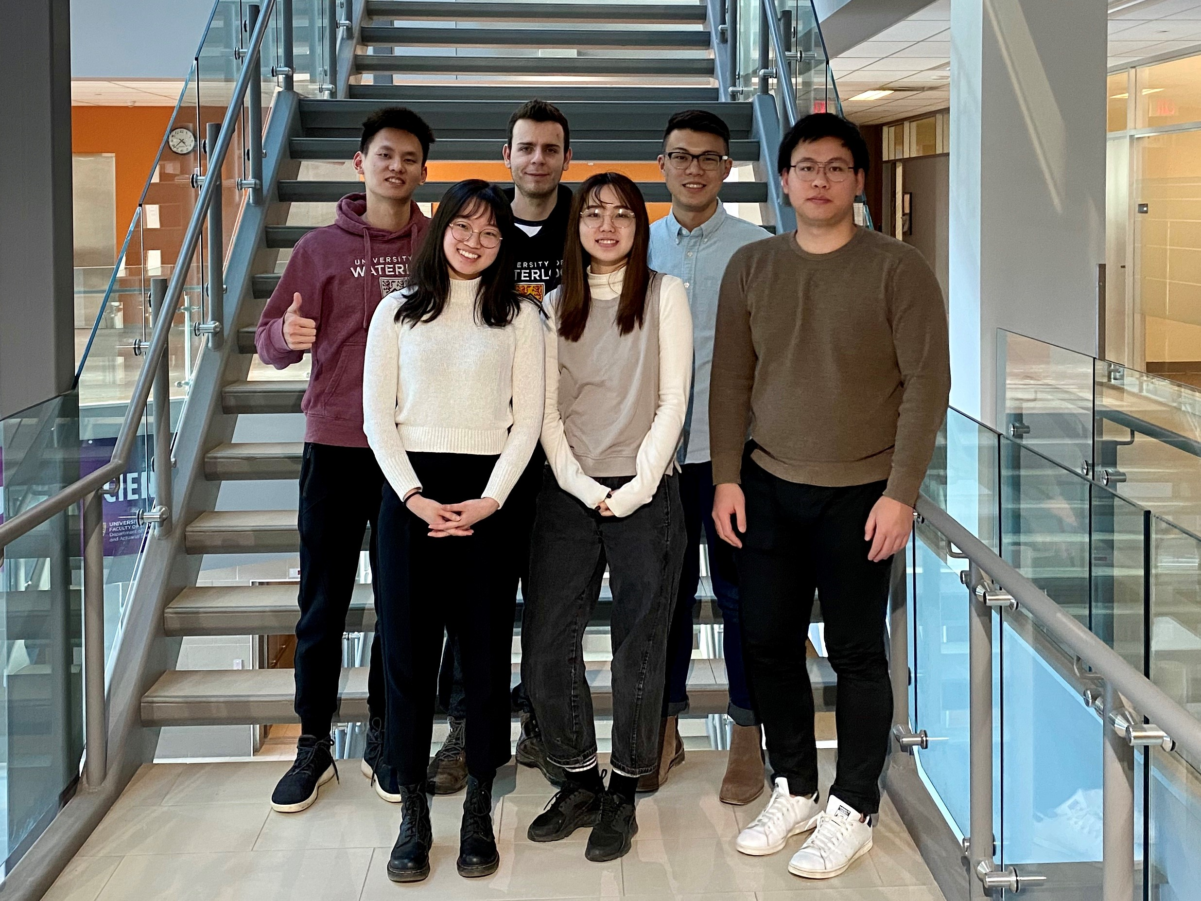 Rotman International Trading Competition 2020 Team Picture