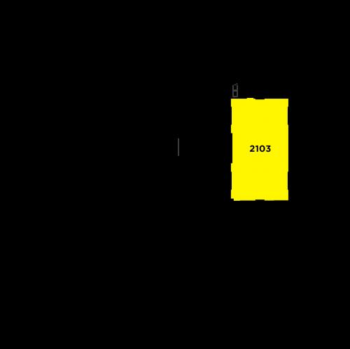 M3 2nd floor plan