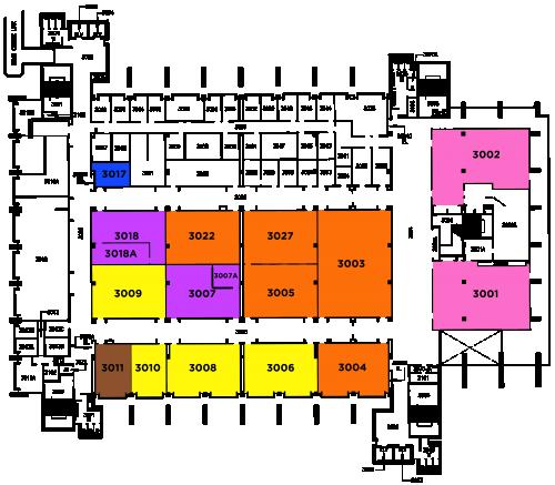 MC 3rd floor plan