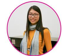 Anita Chen smiling