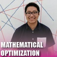 Click here for Mathematical Optimization pamphlet PDF