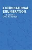 Combinatorial Enumeration book cover.