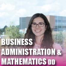 Click here for Business Administration and Mathematics Dobule Degree pamphlet PDF