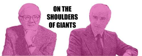 On the shoulds of giants pics