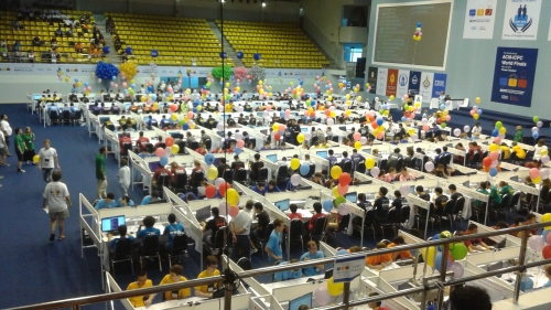 ACM Competition Floor