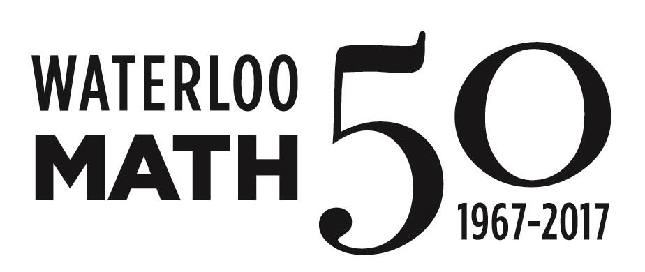 Math 50 logo