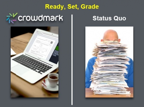 crowdmark transition
