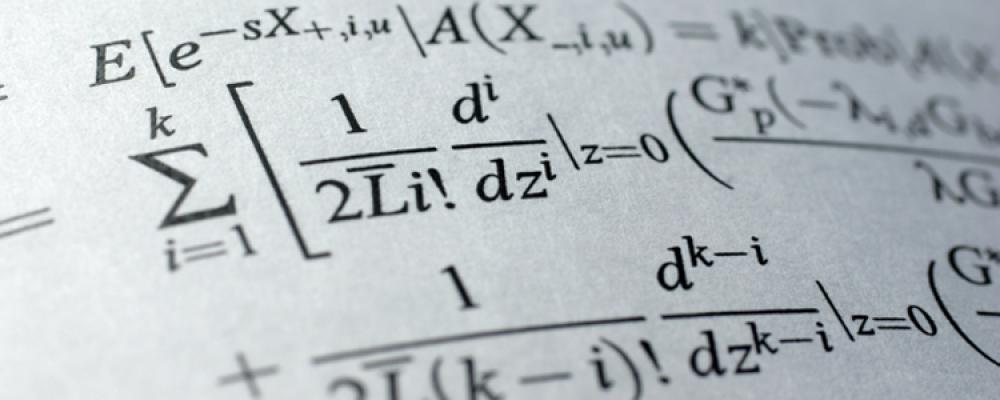 Combinatorics & Optimization banner.