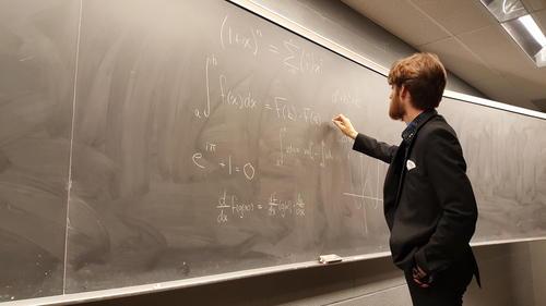 Math Teaching Kyle