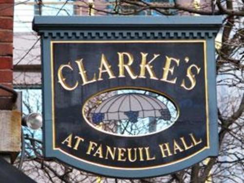 clarke's sign