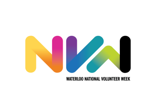 NVW logo with multiple colours