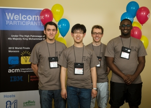 Waterloo-local ACM-style programming contest | Mathematics