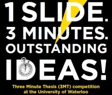 3 minute thesis registration