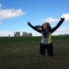 spent my 21st birthday at Stonehenge