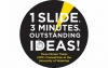 Three Minute Thesis Competition logo.