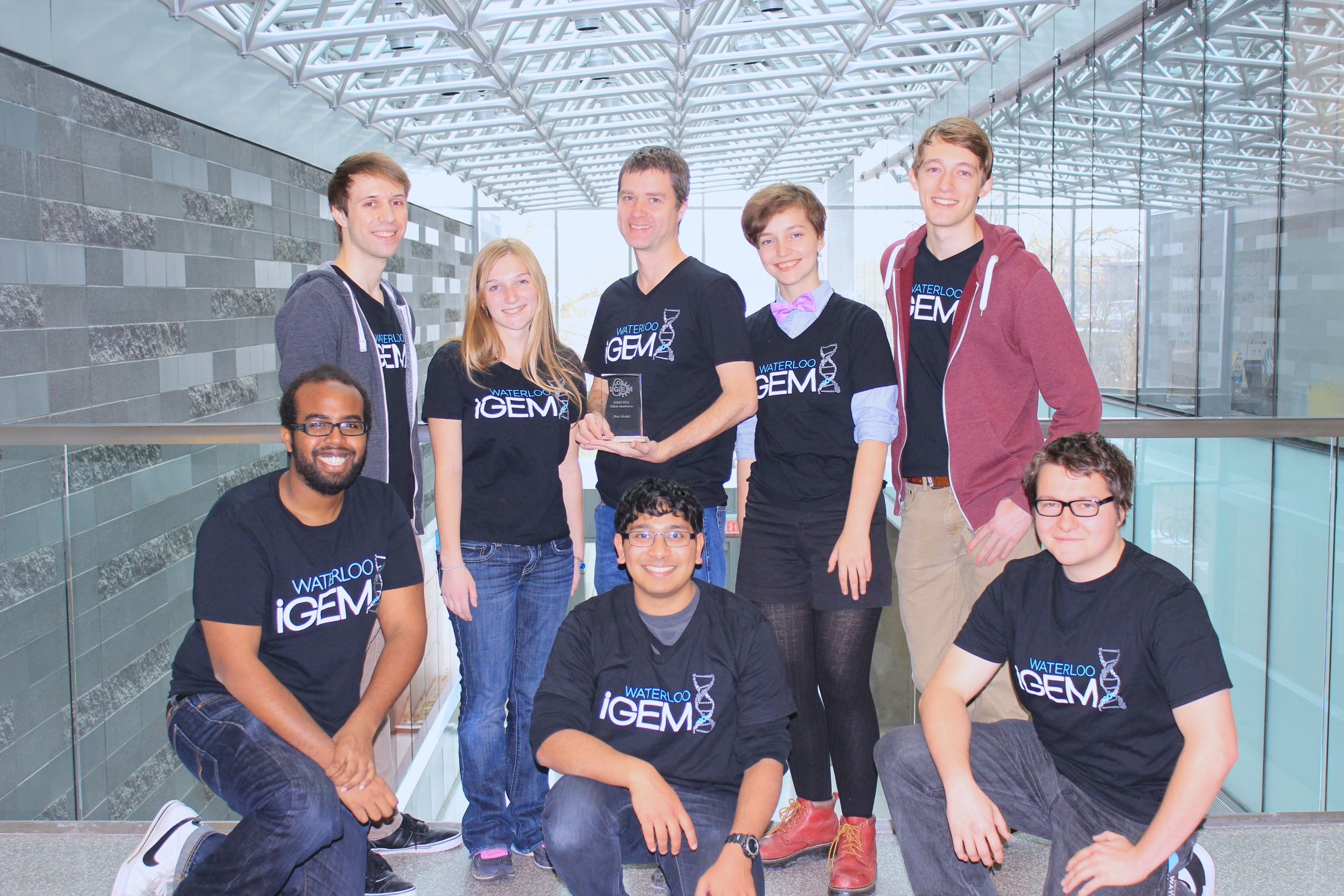 2014 iGEM Mathematical Modelling team.