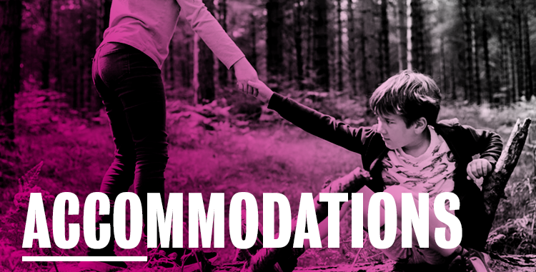 Acoomadations header