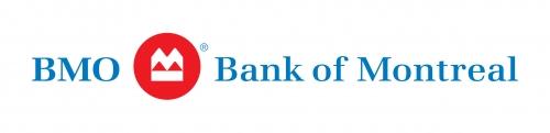 Bank of Montreal logo.