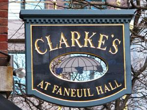 clarke's sign