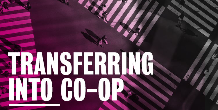 Transfers to co-op header image