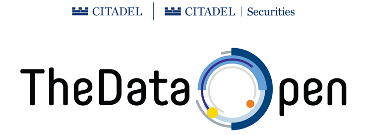The Data Open logo